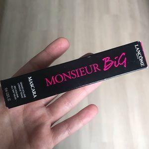 NWT Lancôme Monsier Big Mascara Black